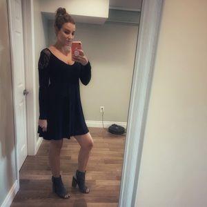 AE Ribbed dress